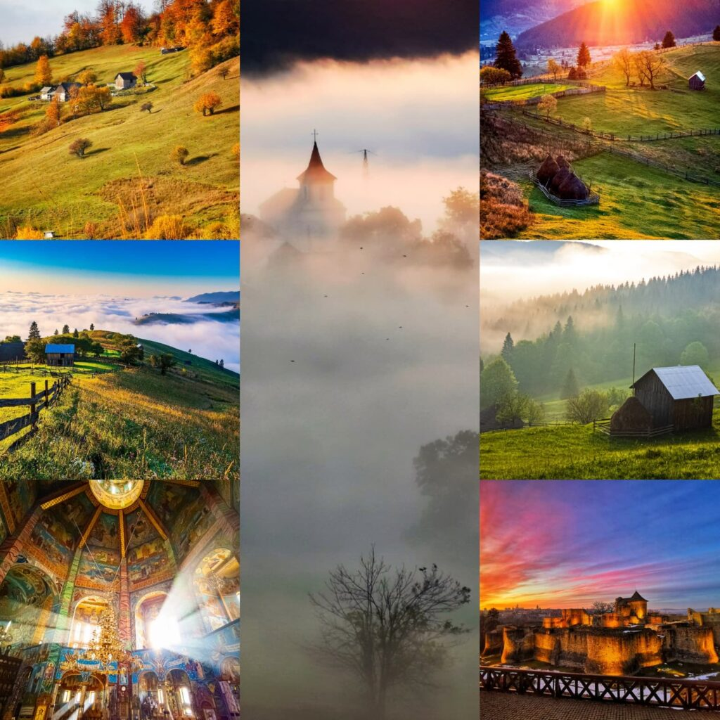 Gabriel Marian - fotografii realizate cu telefonul în județul Suceava